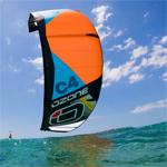 Depower-Kites Kitesurf