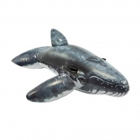 "Intex whale ""Ride-On"" realistic"