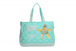 "PE-Florence Shopper L ""Vitamin Sea"""
