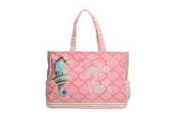 "PE-Florence Shopper L ""Tropical Vibes"""