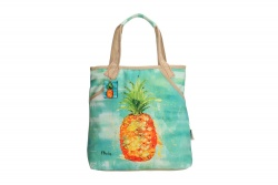"PE-Florence High Shopper ""Pineapple"""
