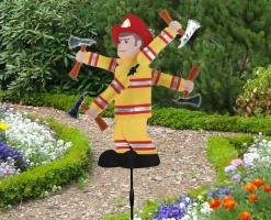 WhirliGig Spinner - Fireman
