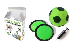 Kick & Stick - the goal wall for children´s room