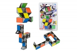 Clown Magic Puzzle 3D multicolor 24tlg.
