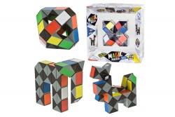 Clown Magic Puzzle 3D multicolor 48tlg.