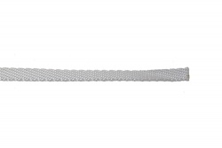 Hemming strip 6mm white