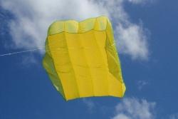 Peter Lynn Pilot Kite 2m² gelb