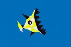 Piranha gelb