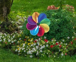 Prismatic Flower