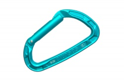 Snap hook  Edelrid Pure Straight blue