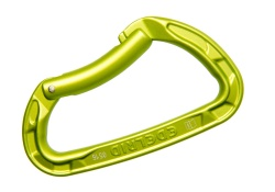 Snap hook  Edelrid Pure Bent Oasis