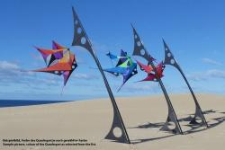 Kinetics Pole Set Quadrupet