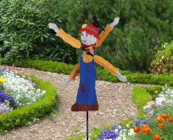 WhirliGig Spinner - Scarecrow