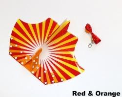 Skytrix red and orange