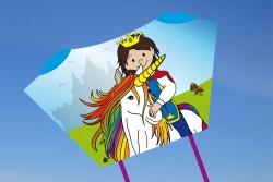 Sleddy Prince & Unicorn