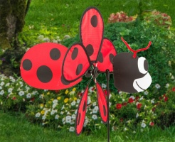 Spin Critters Ladybug