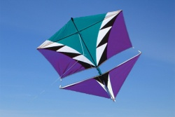 Vertical Visuals' Roller Kite