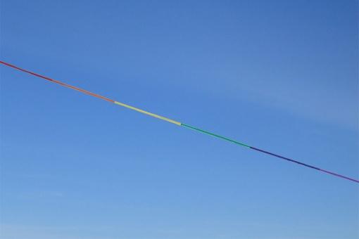50 ft. Streamer Tail