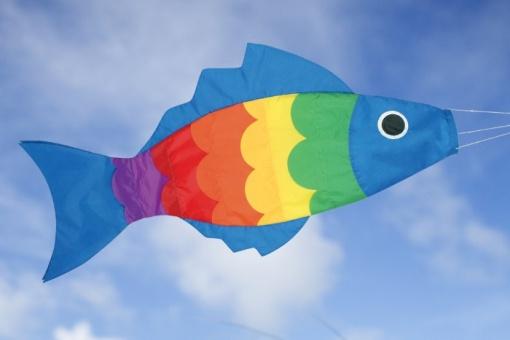 Windsock Fish wave