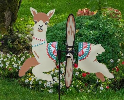 Petite windmill Alpaca