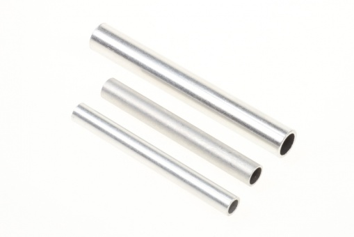 Aluminium shell 12mm Alu