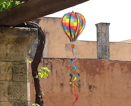 Hot Air Balloon Pixel