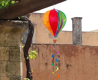 Hot Air Balloon Victorian Style