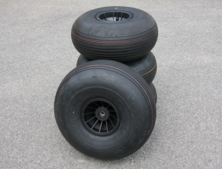 Wheel Bigfoot Duro 21/12.00-8 with 11 Grooves