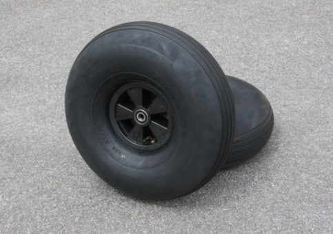 Wheel Big Foot light 21/12.00-8 7 Grooves, 20mm axle