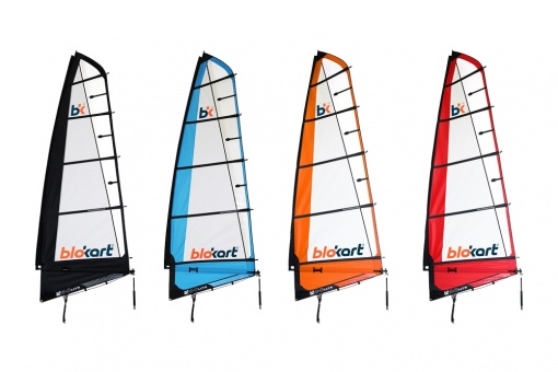 Blokart Sail 4m² orange
