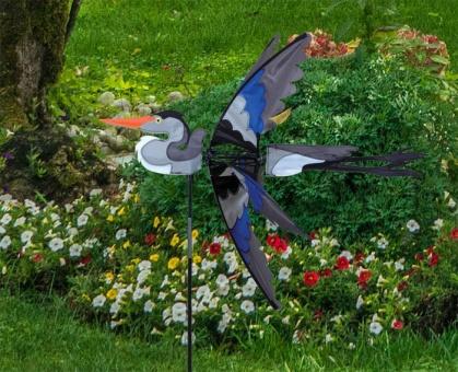 Great Blue Heron Spinner