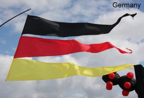 Bogen banner Germany