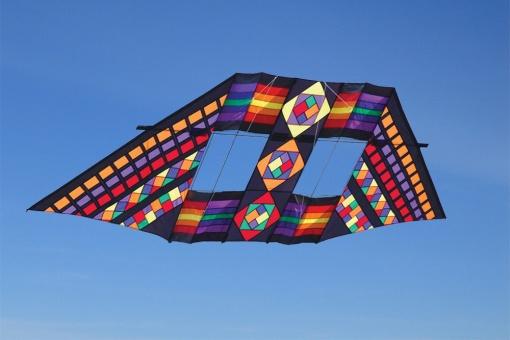 Barbara Meyer Swept Wing Double Box Kite