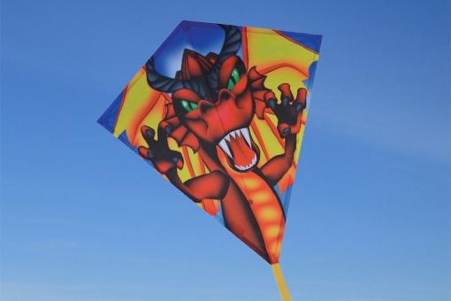 Eddy Flame Wing Dragon