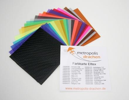 """Colour card """"Elltex"""""""