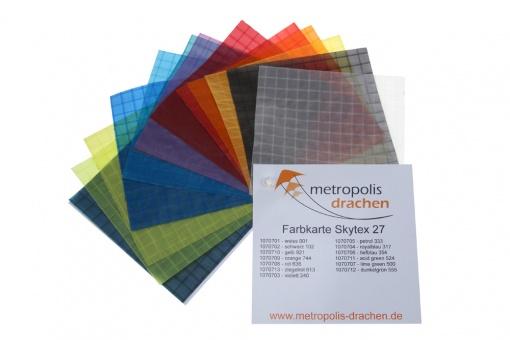 "Farbmusterkarte ""Skytex 27"""