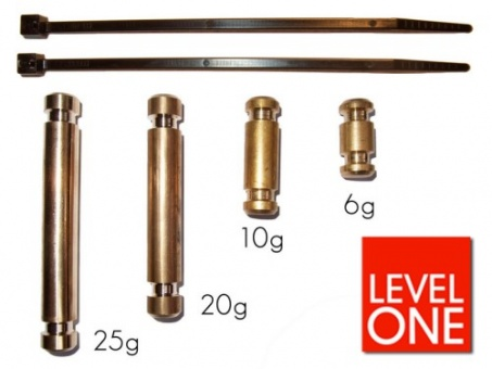 Brass weight outer