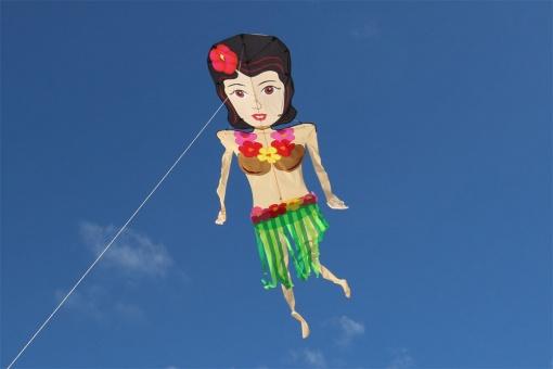 Hula Girl 13 ft.
