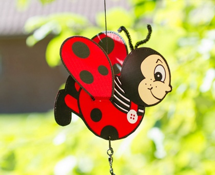 Ladybug Twist