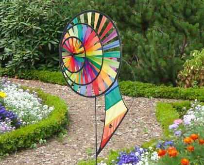Magic Wheel Triple Banner rainbow