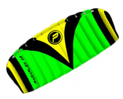Paraflex Sport 1.7 green