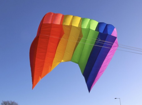 Parafoil 20 rainbow