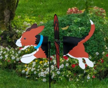 Petite Windrad Beagle