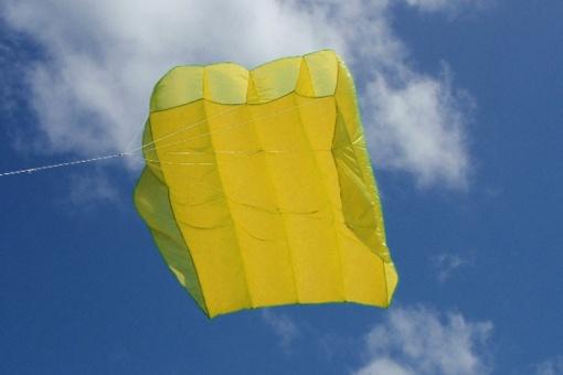 Peter Lynn Pilot Kite 8m² gelb