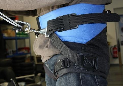 Libre Harness deLuxe – Complete Set Arminator S