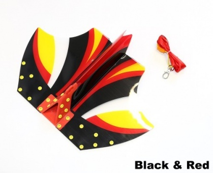 Skytrix black and red