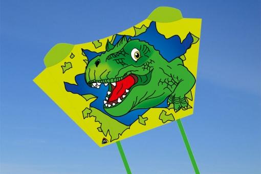 Sleddy T-Rex