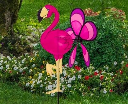 Spin Critter Flamingo