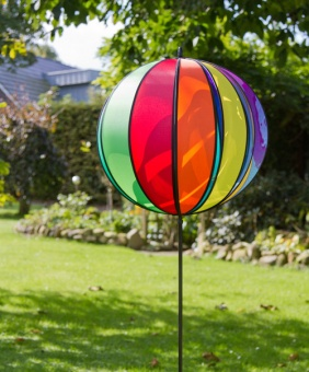 Spinning Ball rainbow 35 cm