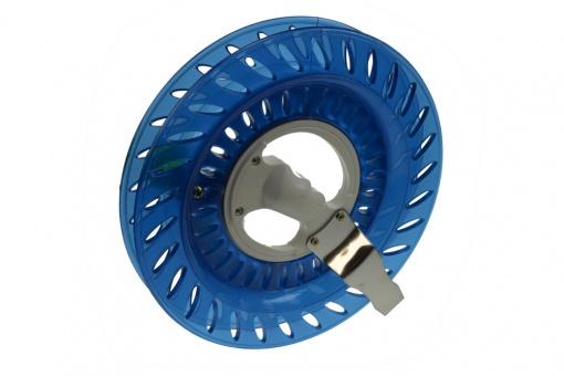 Winding reel 20cm blue